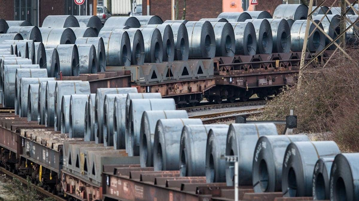 Photo of Steel Import Tariffs Enabled USA's Largest Steel Producer To Build New Billion-Dollar Plant