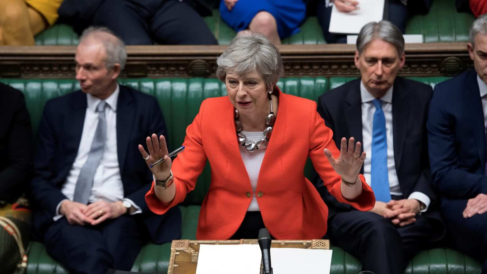Photo of Brexit in Limbo as Theresa May Faces Another Defeat in Parliament