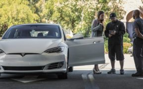 Tesla directly deliver to Home