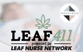 Seed and Smith Partners with Leaf411, a Nonprofit Cannabis Education Hotline