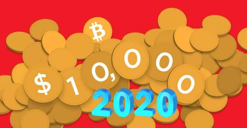 Photo of Bitcoin Price Surges Beyond Expectations- Hits 10,000 USD in 2020