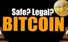 Bitcoin is Legal and Safe for Investment