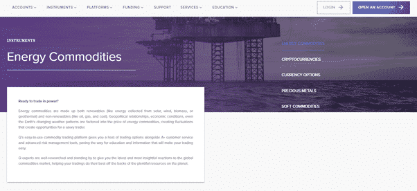 AnalystQ Reviews – Energy Commodities