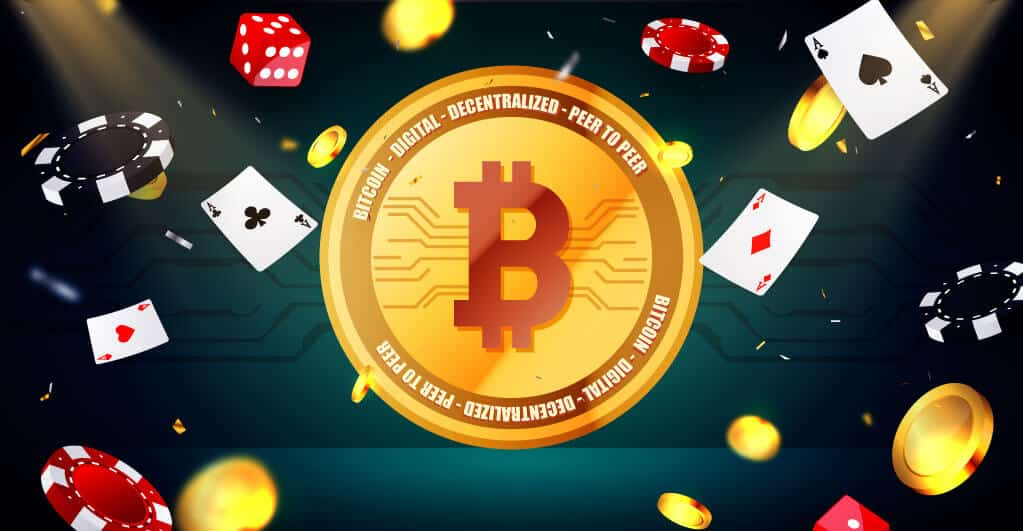 Relationship Between the Gambling and Cryptocurrency